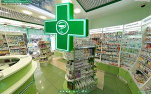 Искать лекарства в аптеках Москвы